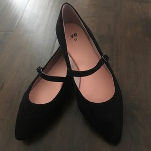 H&M Pointy Mary Jane Flats